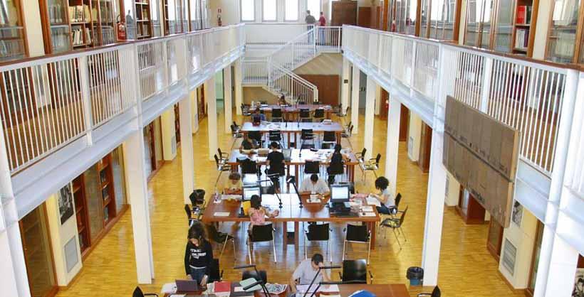 Biblioteca Renzo Renzi